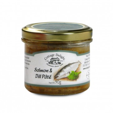 Cottage Delight Salmon & Dill Pate