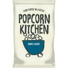 Popcorn Kitchen, Simply Salted
