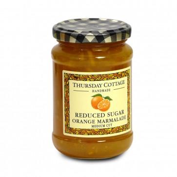 Handmade Reduced Sugar Orange Marmalade - 315g