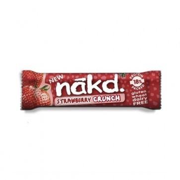 Nakd Bar - Strawberry Crunch 35g