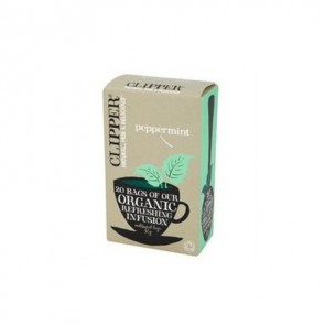 Organic Peppermint Tea - 20 bags