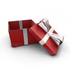 Red Gift Box (unlimited items)