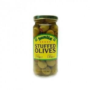 Pitted Olives with Lemon & Oregano