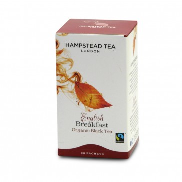 Hampstead Organic English Breakfast tea
