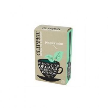 Organic Peppermint Tea - 20 bags