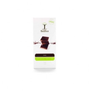 Balance No Added Sugar Belgian Dark  Chocolate bar with Stevia 85g